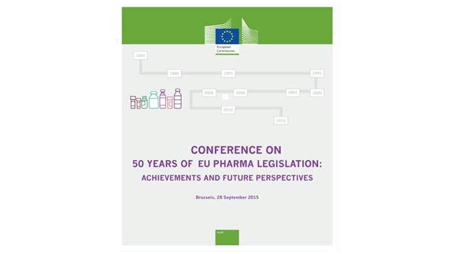 conference on '50 Years of eu pharma legislation: achievements and future perspectives'